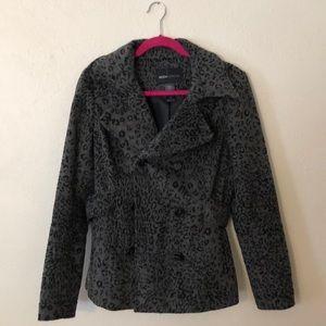 Snow leopard jacket size 8